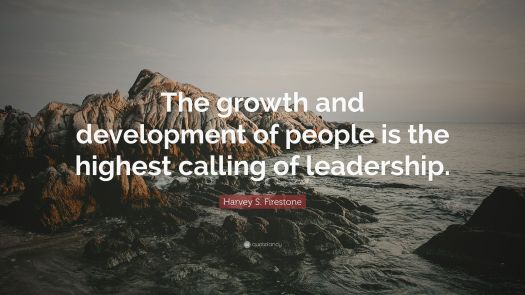 leadership growth